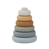 Liewood Liewood Dag Stacking Tower Blue Multi Mix