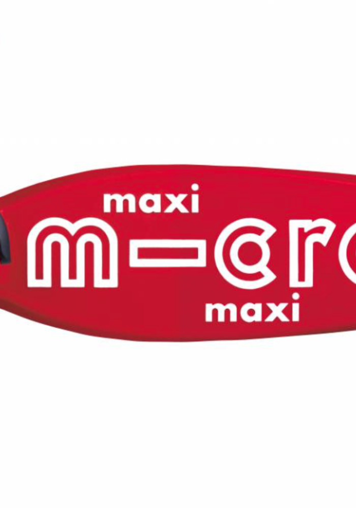 Maxi Micro Step Deluxe Rood LED