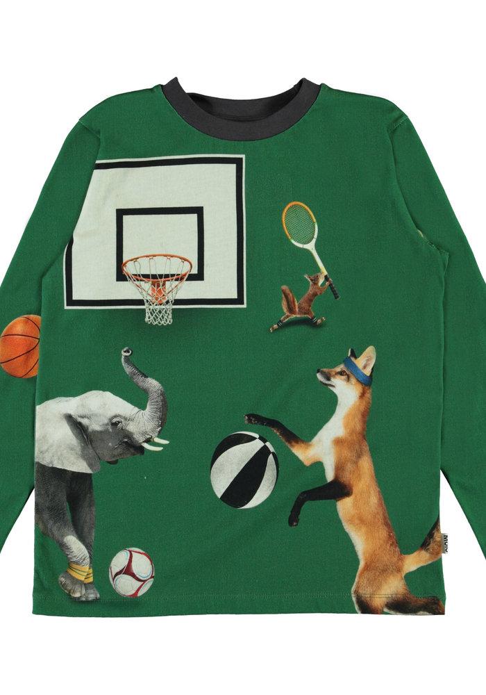 Molo Reif T-Shirt LS Ball Players