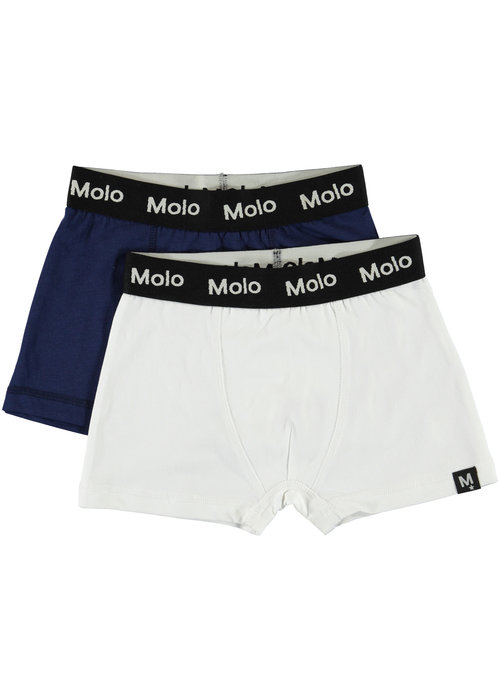Molo Molo Justin 2-Pack Bottom Dark Navy