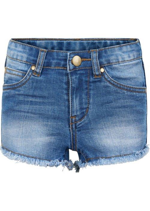 The New Agnes Denim Shorts
