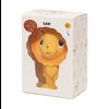 Petit Monkey Petit Monkey 100% natural rubber toy Leo the Lion