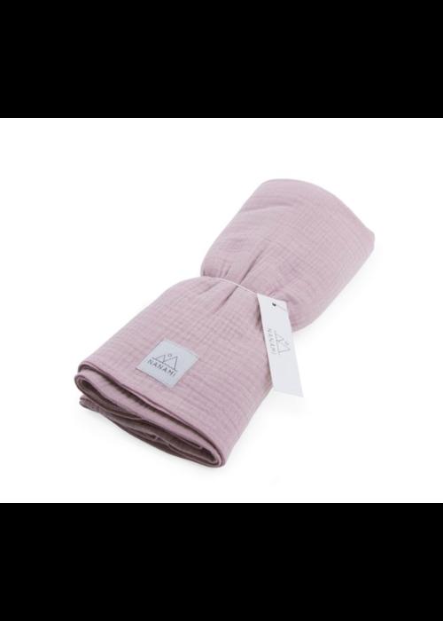 Nanami Nanami Swaddle Uni Pink