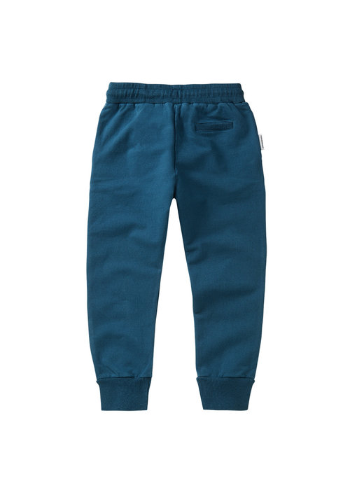 Mingo Mingo Slim Fit Jogger Teal Blue
