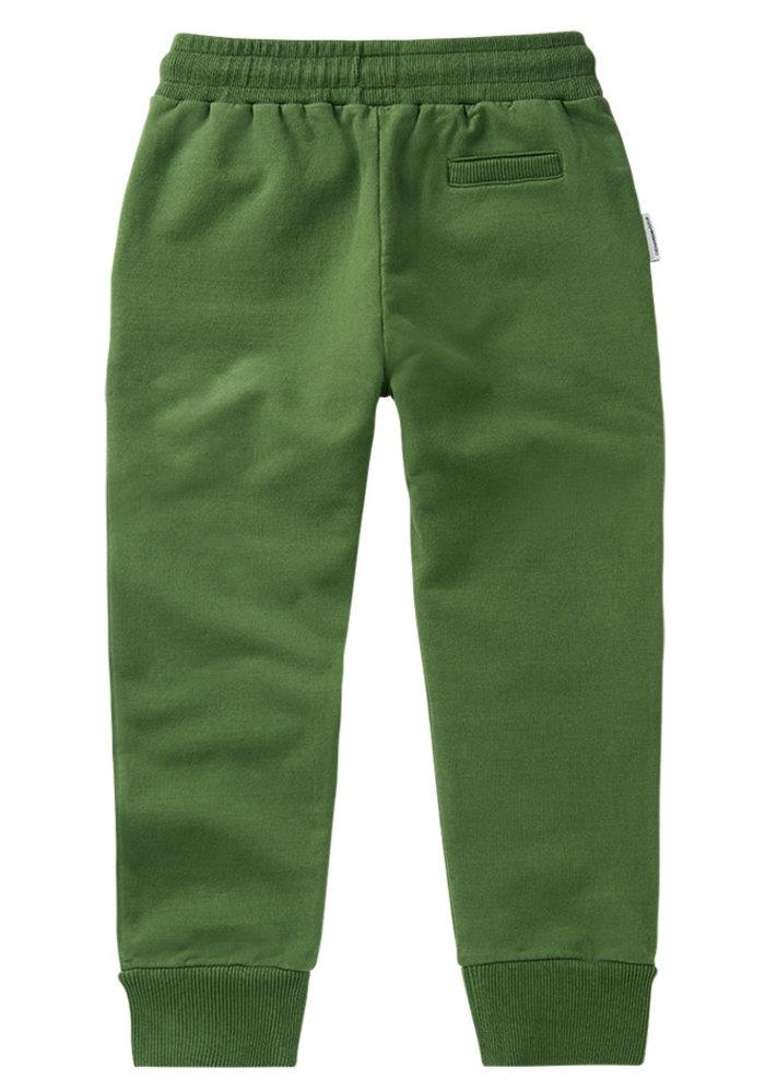 Mingo Slim Fit Jogger Moss Green