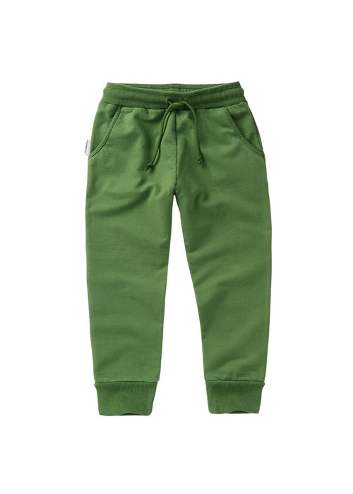 Mingo Mingo Slim Fit Jogger Moss Green