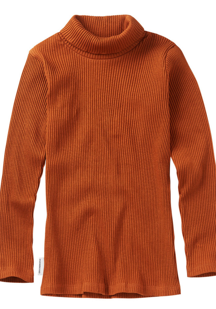Mingo Turtleneck Dark Ginger