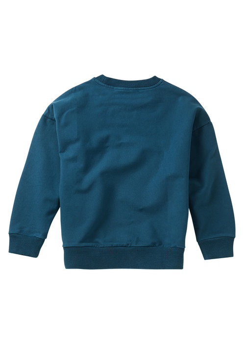 Mingo Mingo Sweater Teal Blue