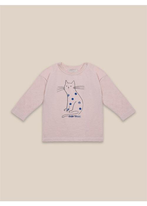 Bobo Choses Bobo Choses Cat LS T-Shirt