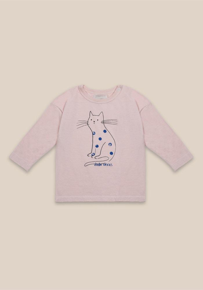 Bobo Choses Cat LS T-Shirt