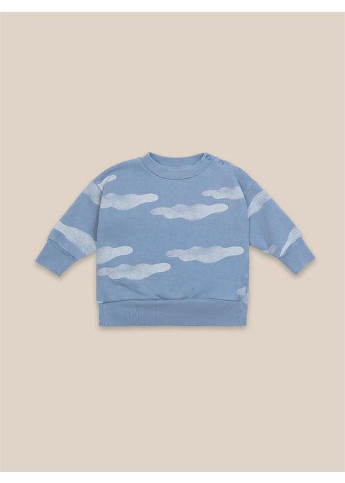 Bobo Choses Bobo Choses Clouds AOP Sweatshirt