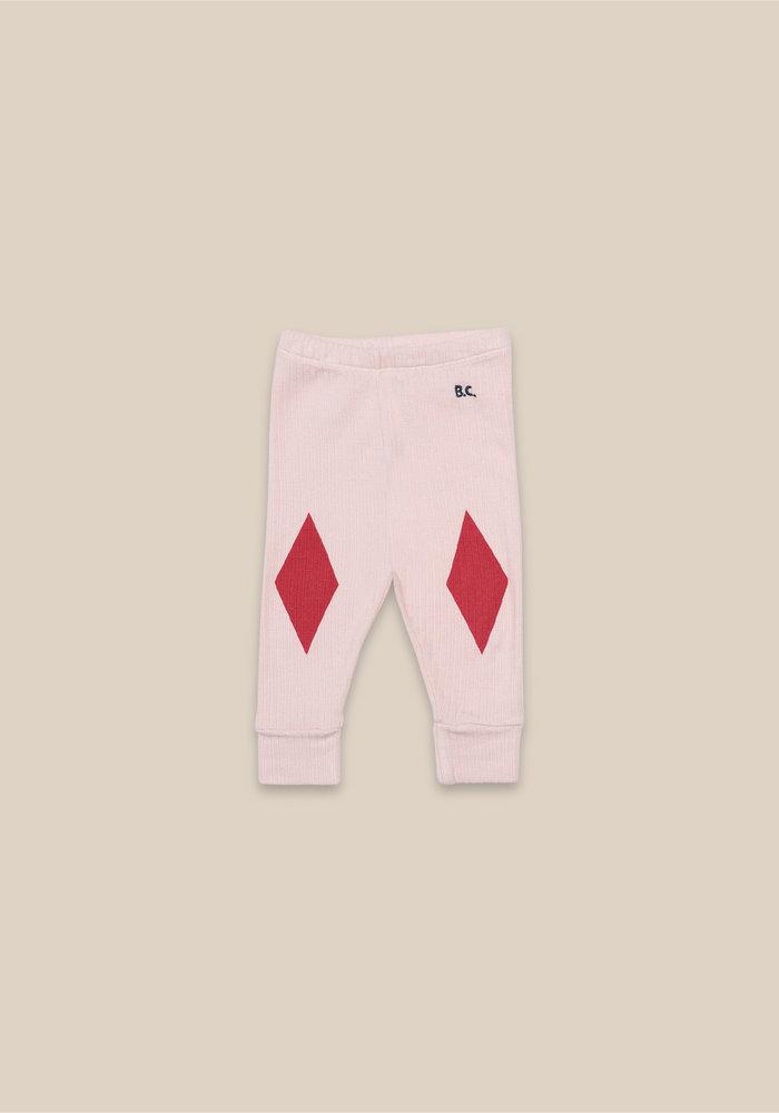 Bobo Choses Diamond Leggings Pink