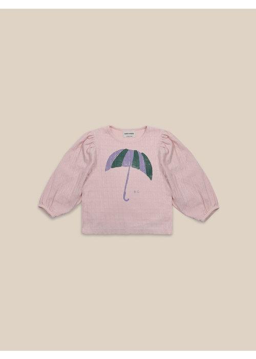 Bobo Choses Bobo Choses Umbrella Girl T-Shirt