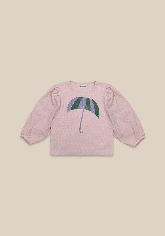 Bobo Choses Umbrella Girl T-Shirt