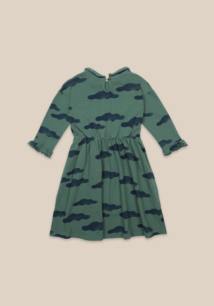 Bobo Choses Clouds AOP Dress
