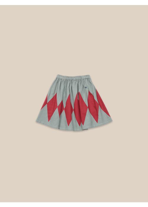 Bobo Choses Bobo Choses Diamond Woven Skirt