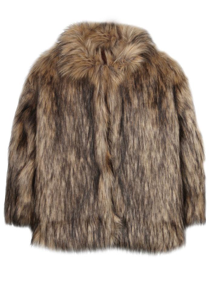 Ammehoela Funk Coat Brown
