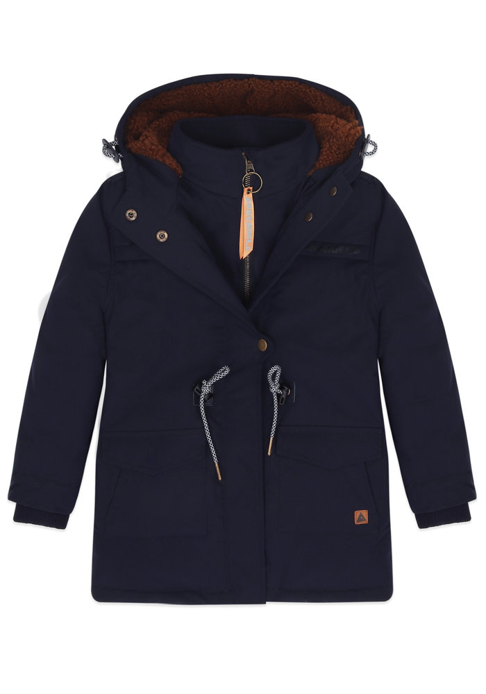 Ammehoela Storm Jacket Navy