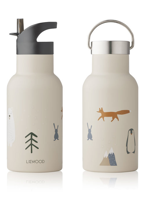 Liewood Liewood Anker Water Bottle Arctic Mix