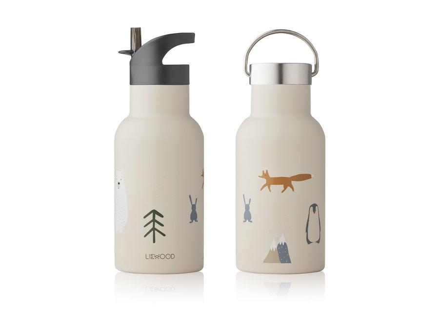 Liewood Anker Water Bottle Arctic Mix