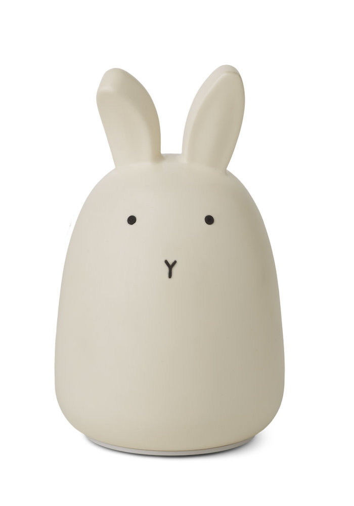 Liewood Winston Night Light Rabbit Creme de la Creme