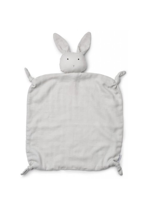 Liewood Liewood Agnete Cuddle Cloth Rabbit Dumbo Grey