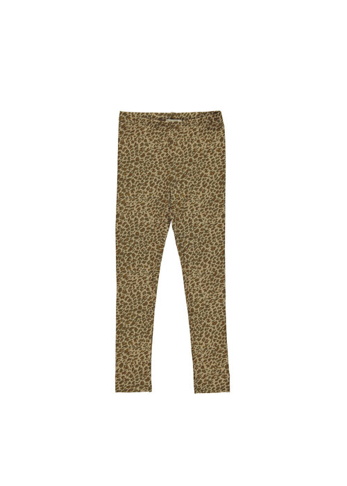 MarMar MarMar Legging Leather Leopard