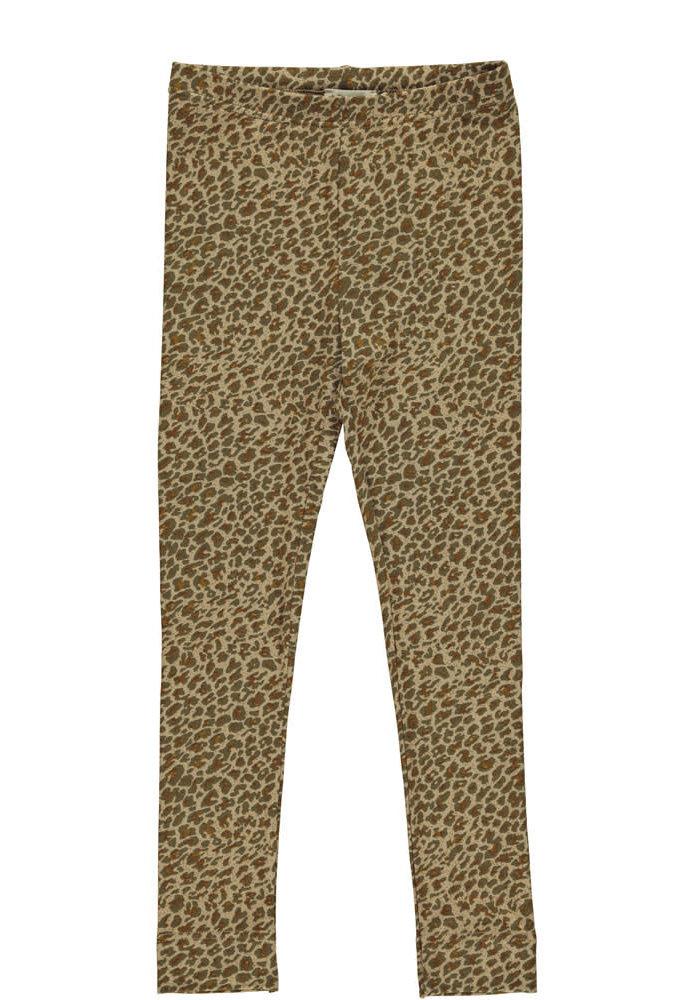 MarMar Legging Leather Leopard