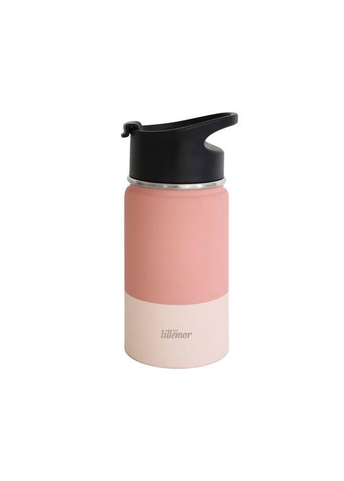 Eef Lillemor Eef Lillemor Stainless Steel Tumbler – Pink/Coconut