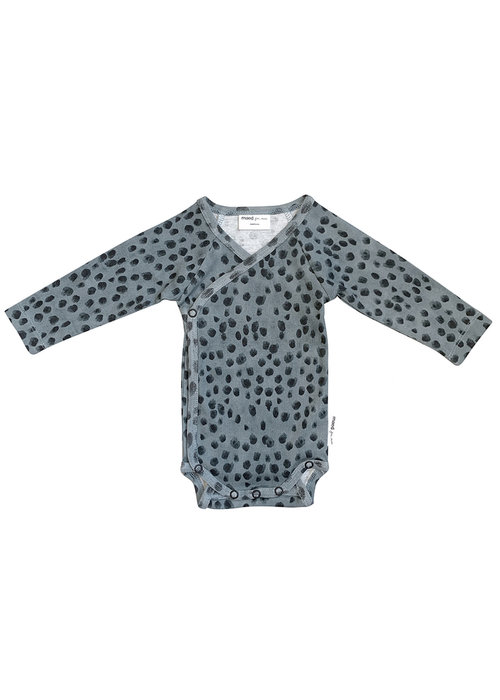 Maed for Mini Maed for Mini Wrap Body Lazy Leopard AOP