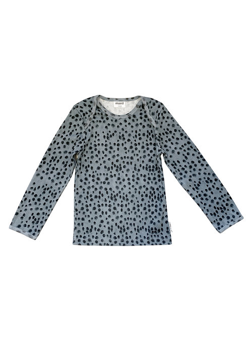 Maed for Mini Maed for Mini Longsleeve Lazy Leopard AOP