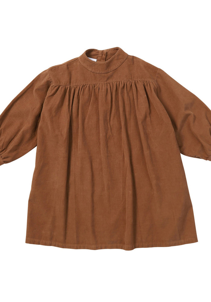 Maed for Mini Dress Caramel Coyote