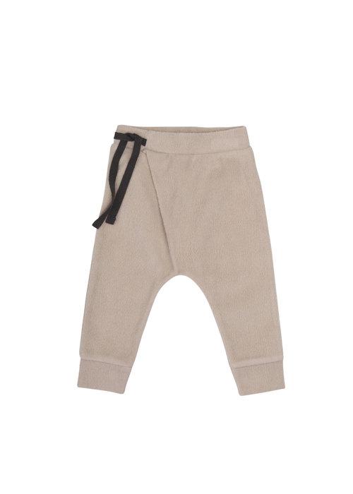 Phil&Phae Phil & Phae Teddy Baby Pants Harem Straw