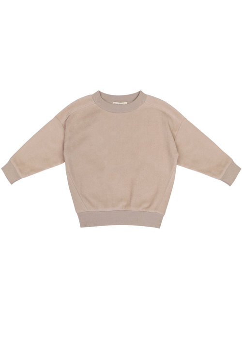 Phil&Phae Phil & Phae Teddy Oversized Sweater Straw