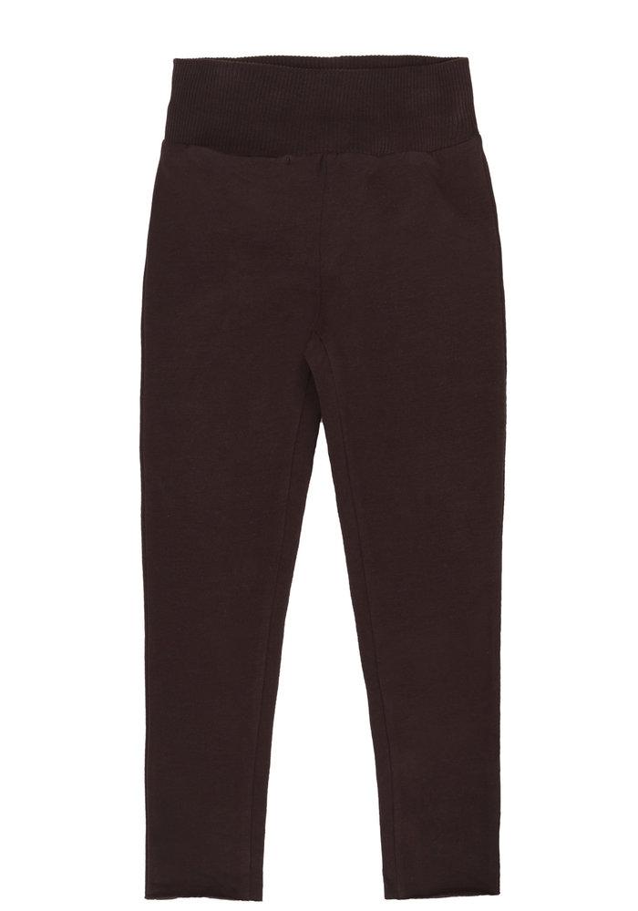 Phil & Phae Slim Pants Cacao Nib