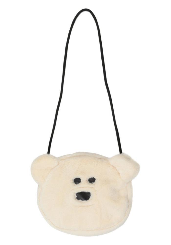 Wauw Capow Cuddly Bag White