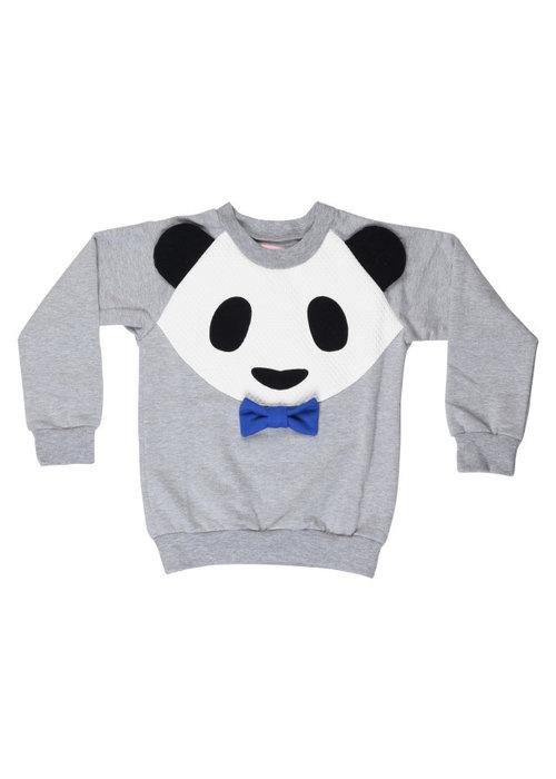 Wauw Capow by BangBang CPH Wauw Capow Sweatshirt Panda Power Grey