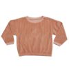 Blossom Kids Blossom Kids Cropped Jumper Pastel Peach