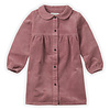 Sproet & Sprout Sproet & Sprout Dress Coduroy Mauve