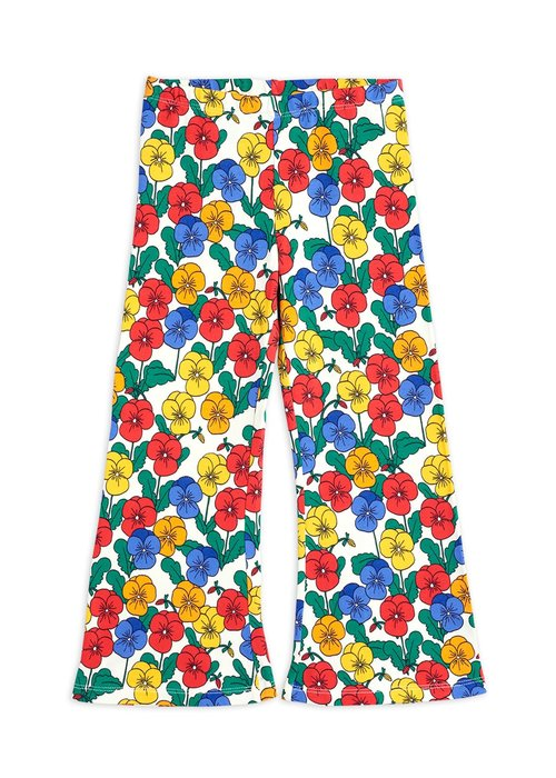 Mini Rodini Mini Rodini Violas Flared Trousers Multi