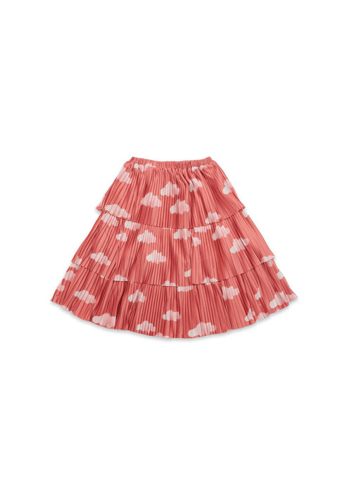 Bobo Choses Bobo Choses Clouds Allover Woven Skirt