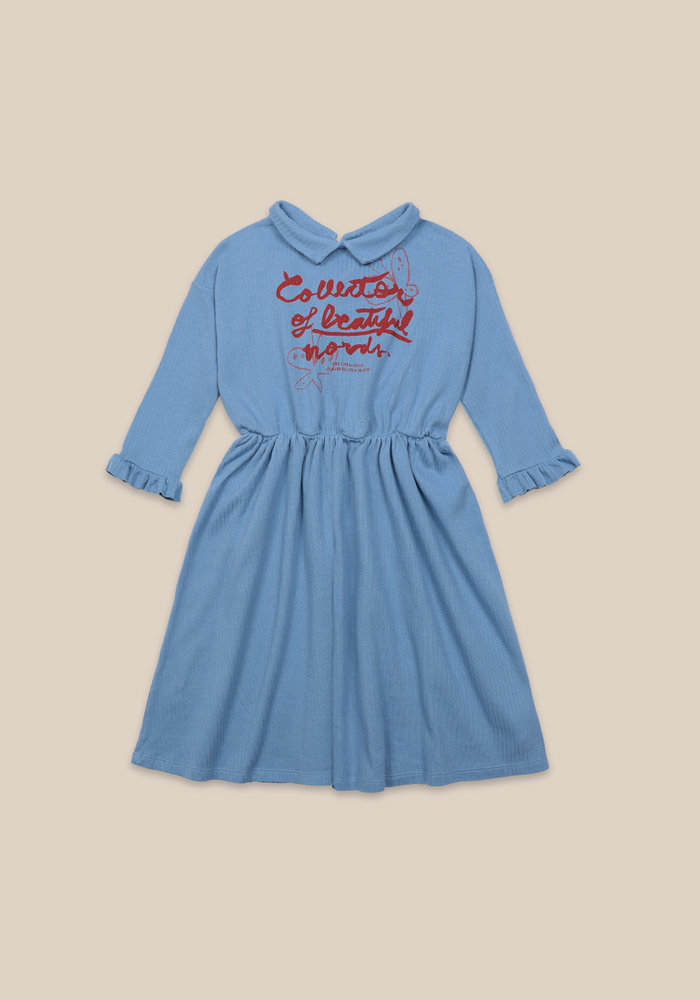 Bobo Choses Collector of a Beautiful Words Dress