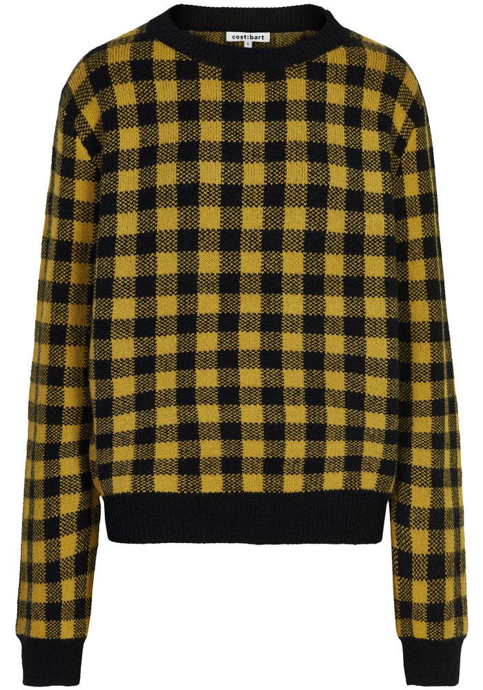 Cost Bart Kiwi LS Pullover Black