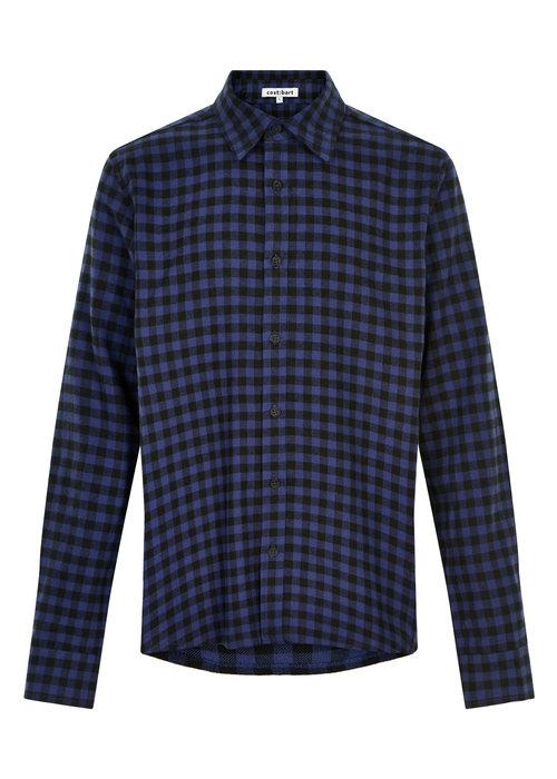 Cost Bart Cost Bart Kapster LS Shirt Ombre Blue