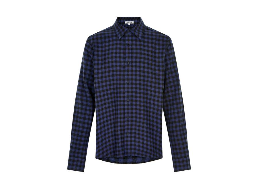 Cost Bart Kapster LS Shirt Ombre Blue