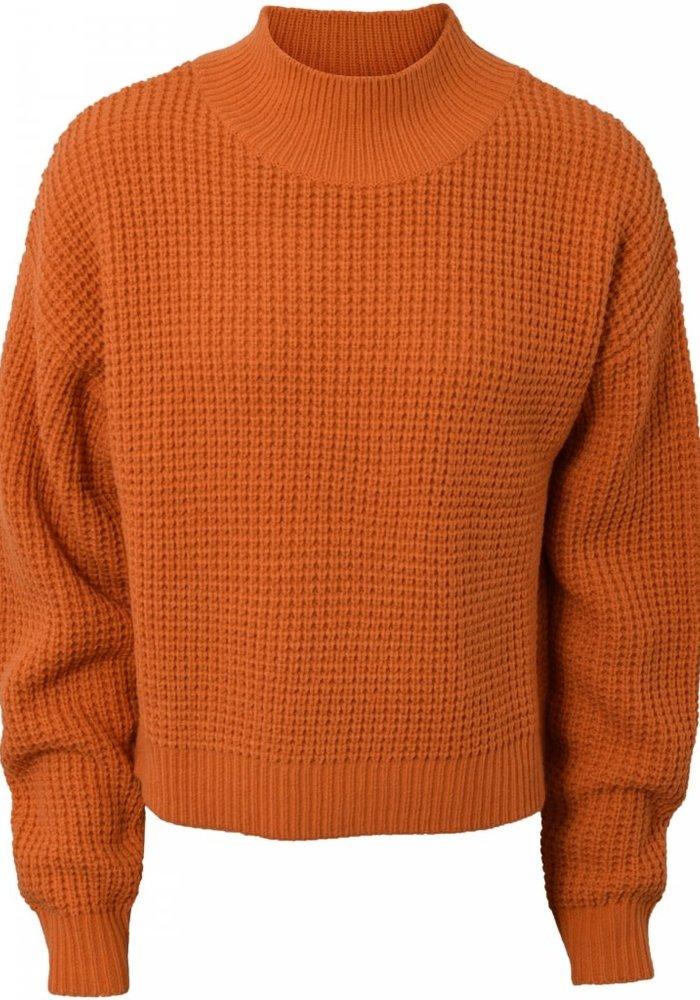 HOUND Knit Orange
