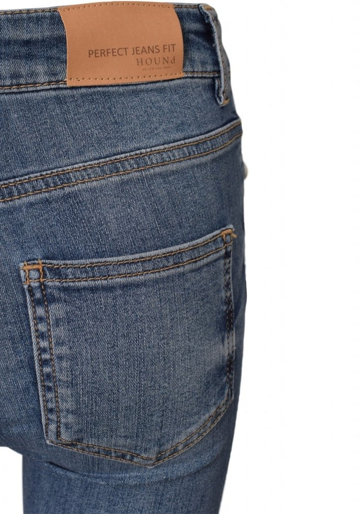 HOUND Bootcut Jeans Dark Blue Used