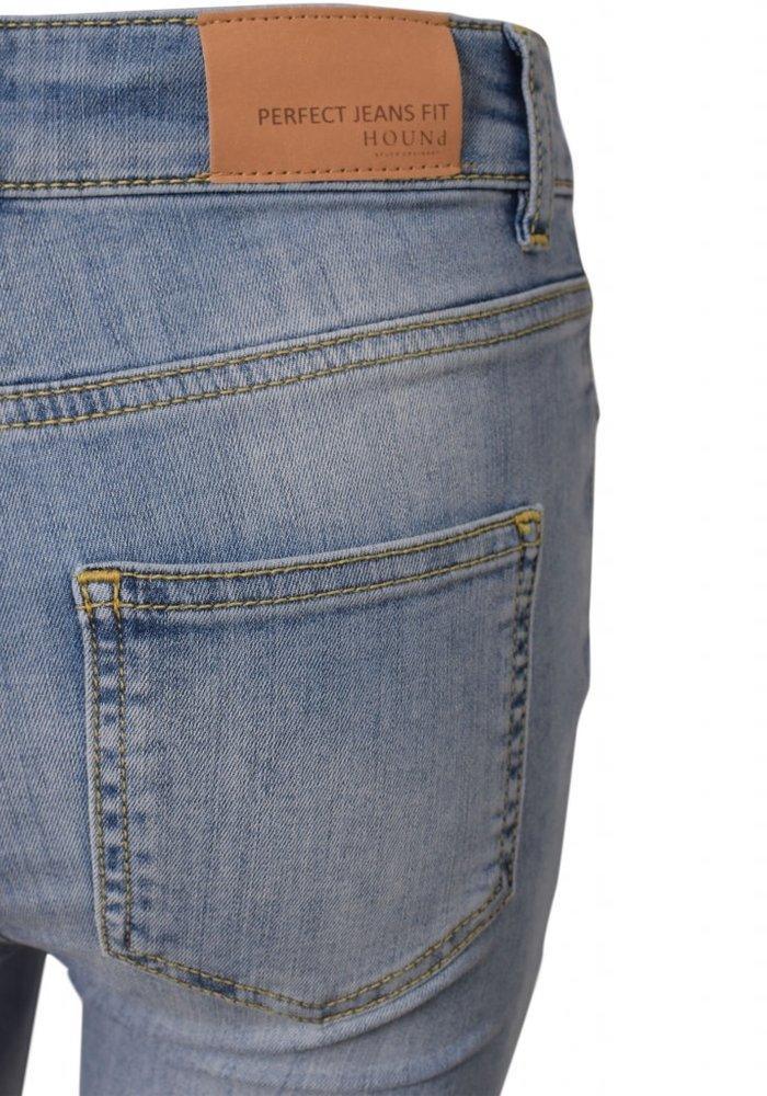 HOUND Bootcut Jeans Medium Blue Used