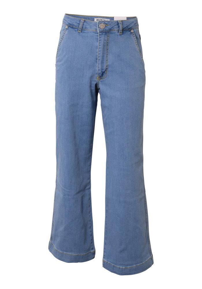 HOUND Wide Pants Medium Blue Used