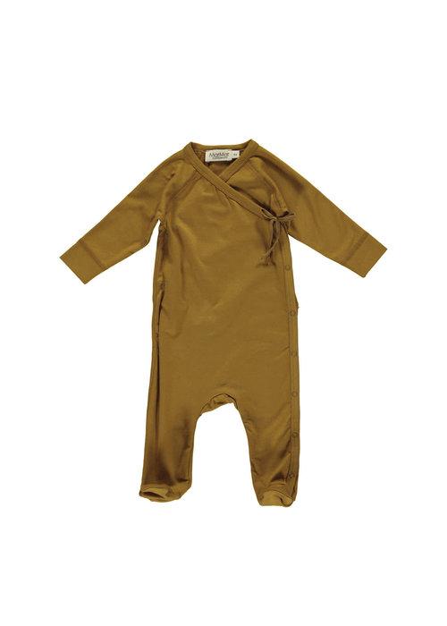 MarMar MarMar Rubetta Newborn Suit Golden Olive